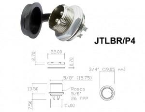 Conector Para Painel -JTLBR/P4