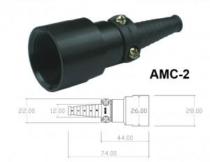 Conector p/ Cabo AMC-2
