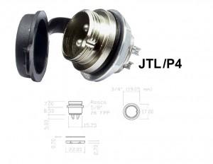 Conector Para Painel -JTL/P4